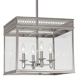 Williamsburg Tucker Pendant Light