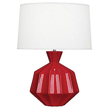 Ruby Red finish / Large size