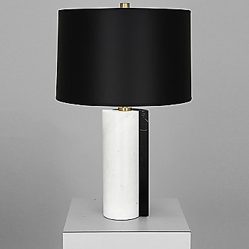 Shown in Black Opaque Parchment Shade color