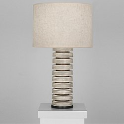 Berkley Stacked Table Lamp