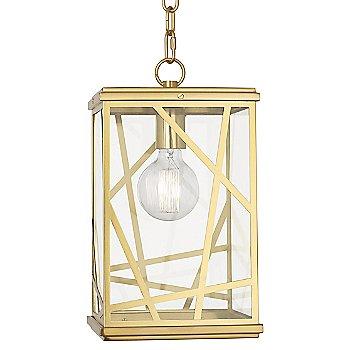 Modern Brass finish / Medium Size