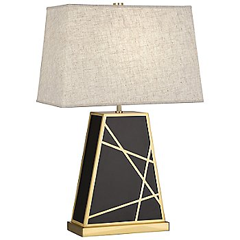 Bisque shade / Deep Patina Bronze with Modern Brass finish