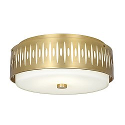 Treble Flush Mount Ceiling Light
