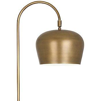 Warm Brass finish / Detail shot