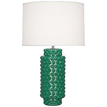 Shown in Emerald Glazed Textured Ceramic finish