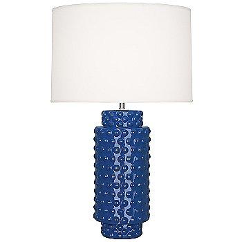 Midnight Blue Glazed Textured Ceramic finish