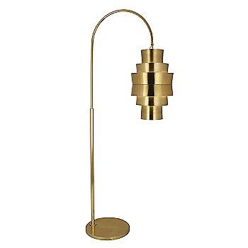 Modern Brass finish