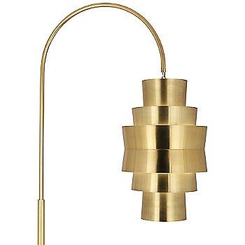 Modern Brass finish / Detail view