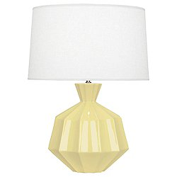 Orion Table Lamp (Butter/Large) - OPEN BOX RETURN