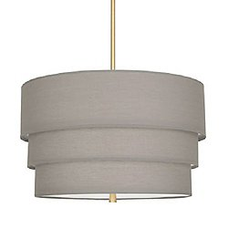 Decker Drum Pendant Light