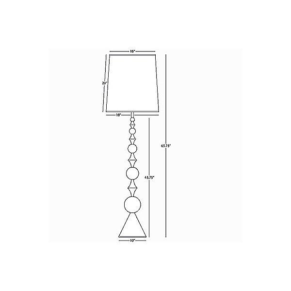 Harlequin Floor Lamp