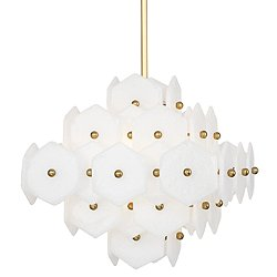 Vienna Small Chandelier  sc 1 st  YLighting & Robert Abbey Pendant Lights | YLighting