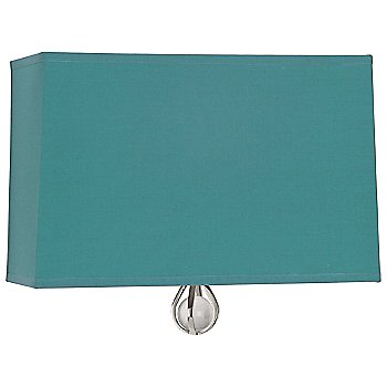 Shown in Mayo Teal Shade with Carter Grey Interior