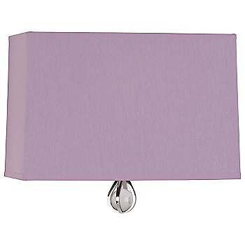 Shown in Ludwell Lilac Shade with Greenhow Grape Interior