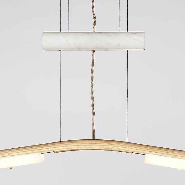 Counterweight Pendant Light