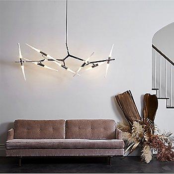 Agnes Chandelier - 14 Light / in use