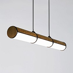 Woody Endless Pendant Light
