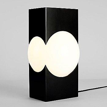 Blackened Brass finish / illuminated