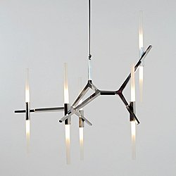 Agnes Chandelier - 10 Light