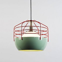Bluff City 14-Inch Pendant Light