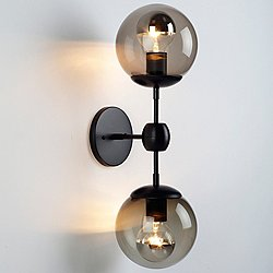Modo Wall Sconce - 2 Globes