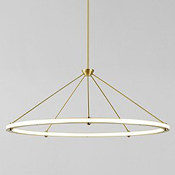 Halo Circle Pendant Light