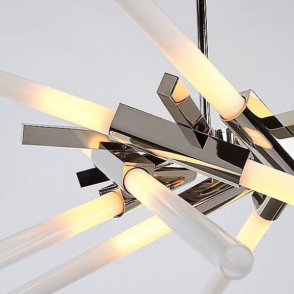 Astral Agnes 12-Light LED Chandelier
