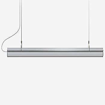 Shown unlit in Natural finish, Direct Downlight