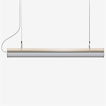 Shown unlit in White Gold, Direct Downlight