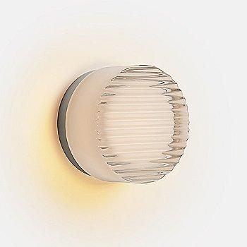 Frosted finish / illuminated