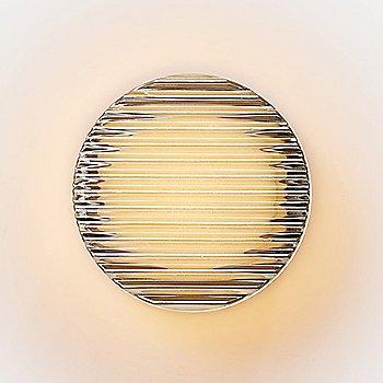 Chrome finish / illuminated