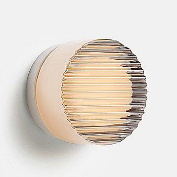 Chrome finish, illuminated