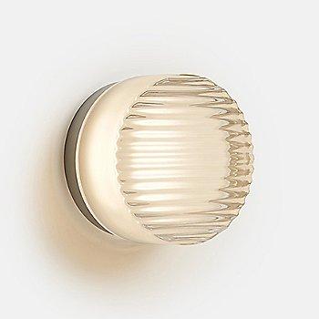 White / not illuminated