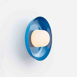 Hoist Wall Sconce (Medium/Blue) - OPEN BOX RETURN