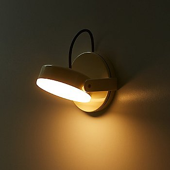 Buff finish / illuminated