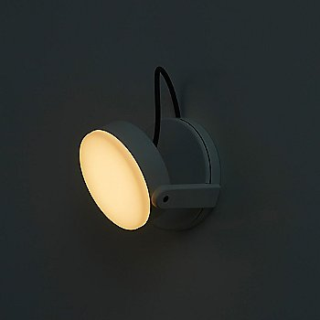 Matte White finish / illuminated