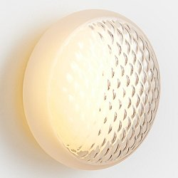 Print LED Wall Sconce