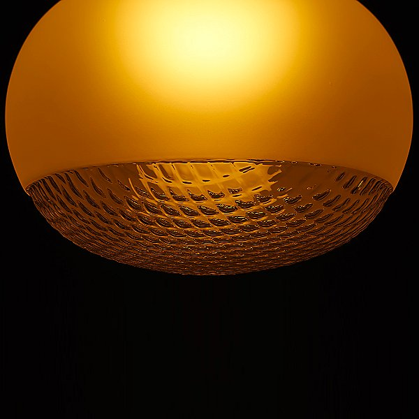 Print LED Pendant