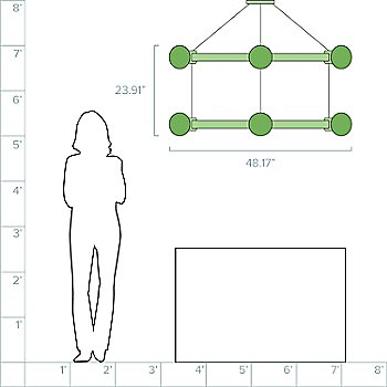 4-Foot / 4-Foot option