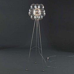 Molecule 38 FL 12 Floor Lamp