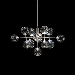 Cluster Crown HL13 Pendant Light