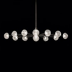 Meteor Large Oval HL13 Pendant Light
