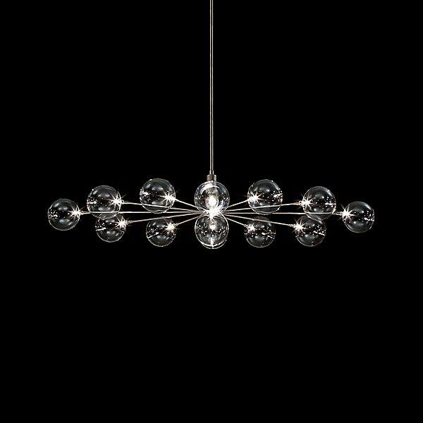 Cluster Oval HL13 Pendant Light