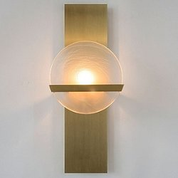 Lunette Rectangular Wall Light