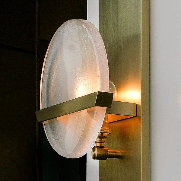 Lunette Rectangular Wall Light