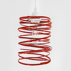 Spiral Nest Pendant Light
