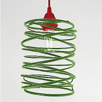 Green Apple Powder Coated finish Red Cord Set