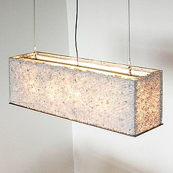 Crush Linear Suspension Light