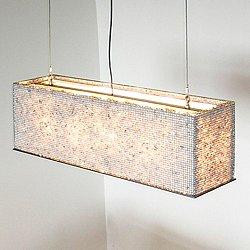 Crush Linear Suspension Light