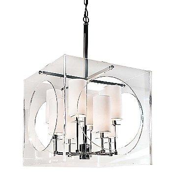 Acrylic Cube Chandelier